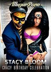 Anal Lover Stacy Bloom Crazy Birthday Celebration with Mugur | Любительница Анала Стейси Блум Празднует День Рождения (2021) HD 720p