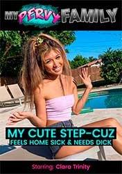 My Cute Step-Cuz Feels Home Sick And Needs Dick (2021) HD 1080p