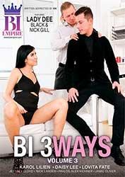 Bi 3Ways 3 | Бисексуальные Тройники 3 (2021) 480p
